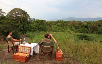 21-Day Uganda Wilderness Camping Adventure