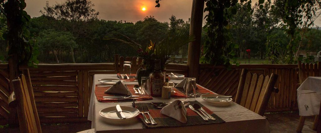 SSC-Sunset-in-the-dining-area